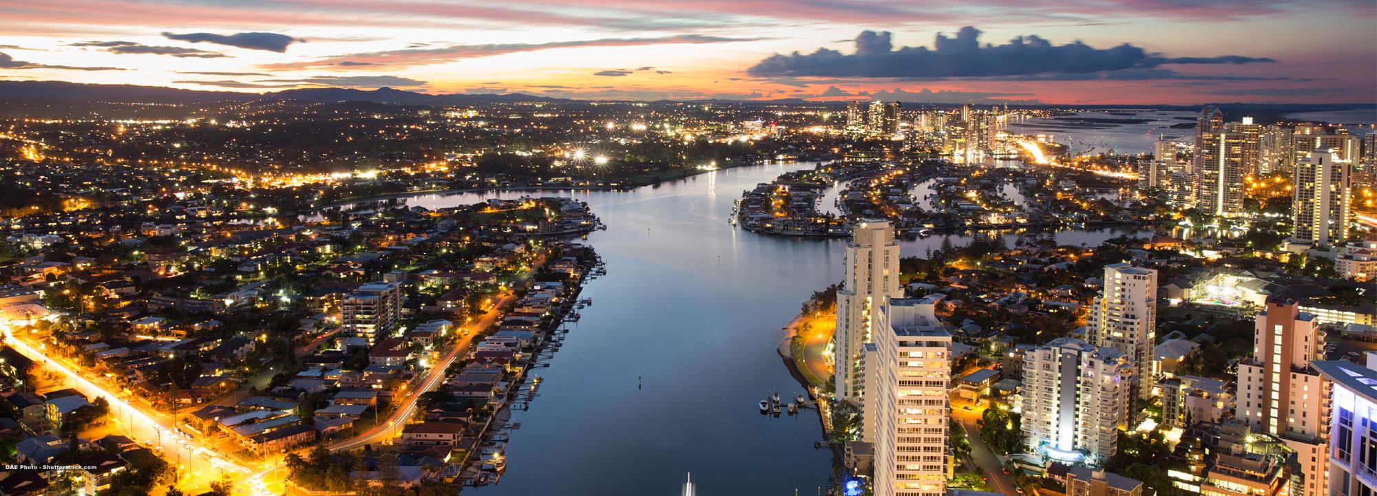Sprachreisen nach Brisbane