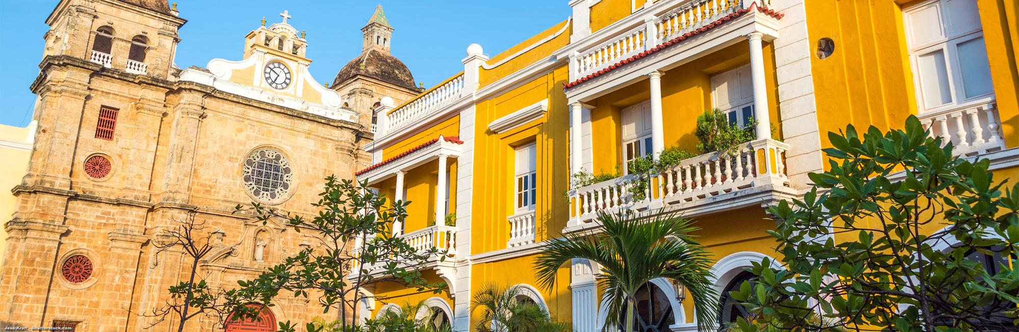 Spanisch Sprachreisen nach Kolumbien