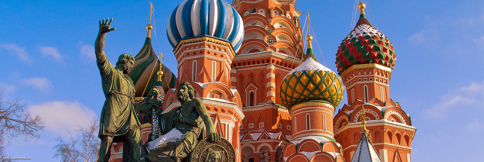 Séjour linguistique à Moscou