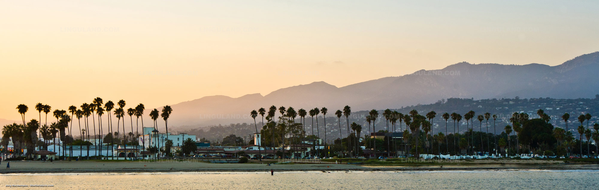 Escuelas de inglés en Santa Barbara