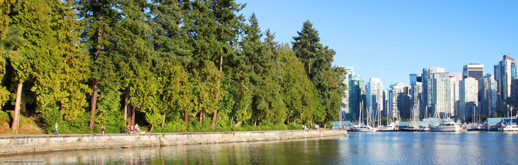 Sprachreisen nach Vancouver