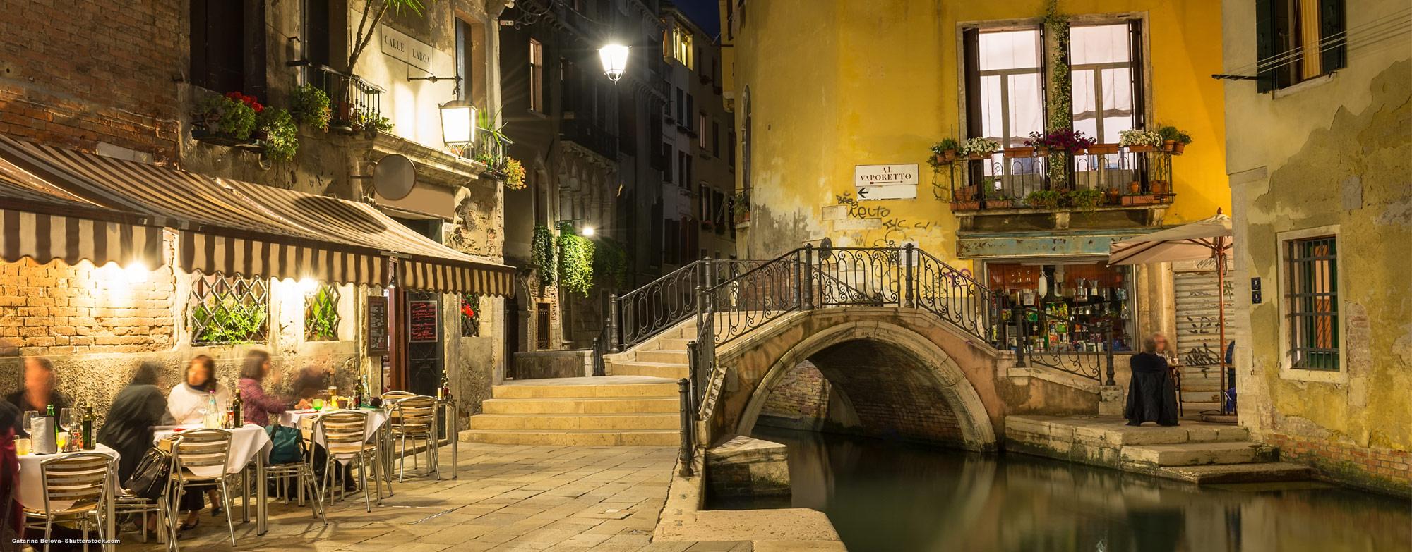 Sprachschulen Venedig, Sprachkurse Venedig