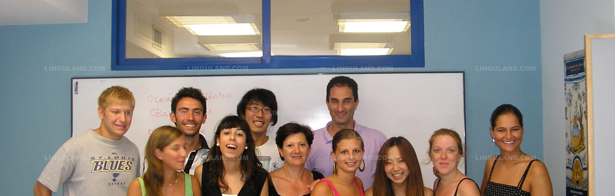 Sprachreisen für Schüler Enforex Alicante