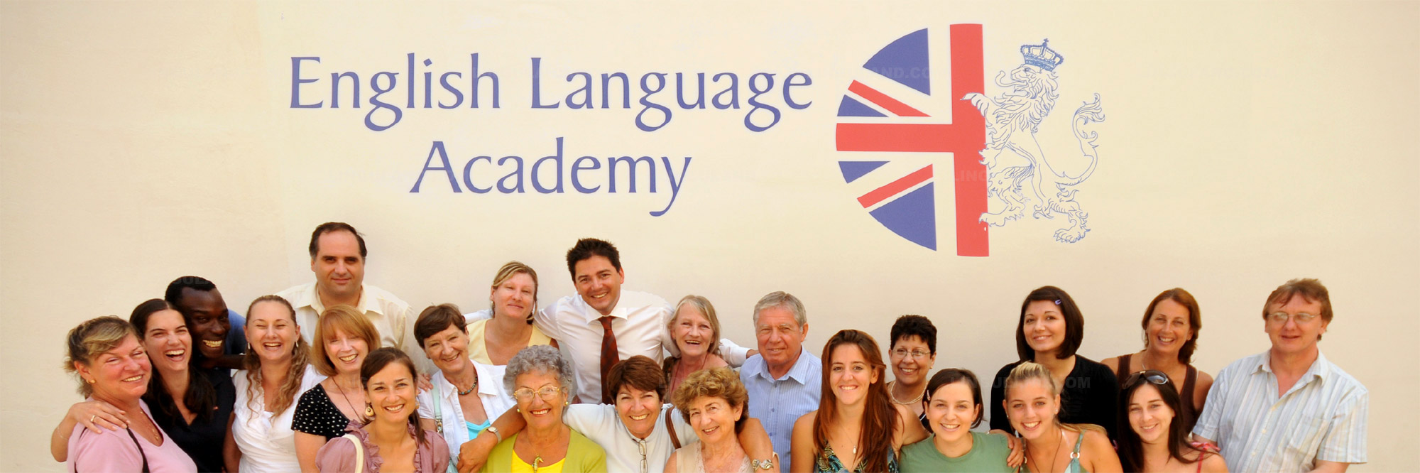 Escuela de inglés English Language Academy