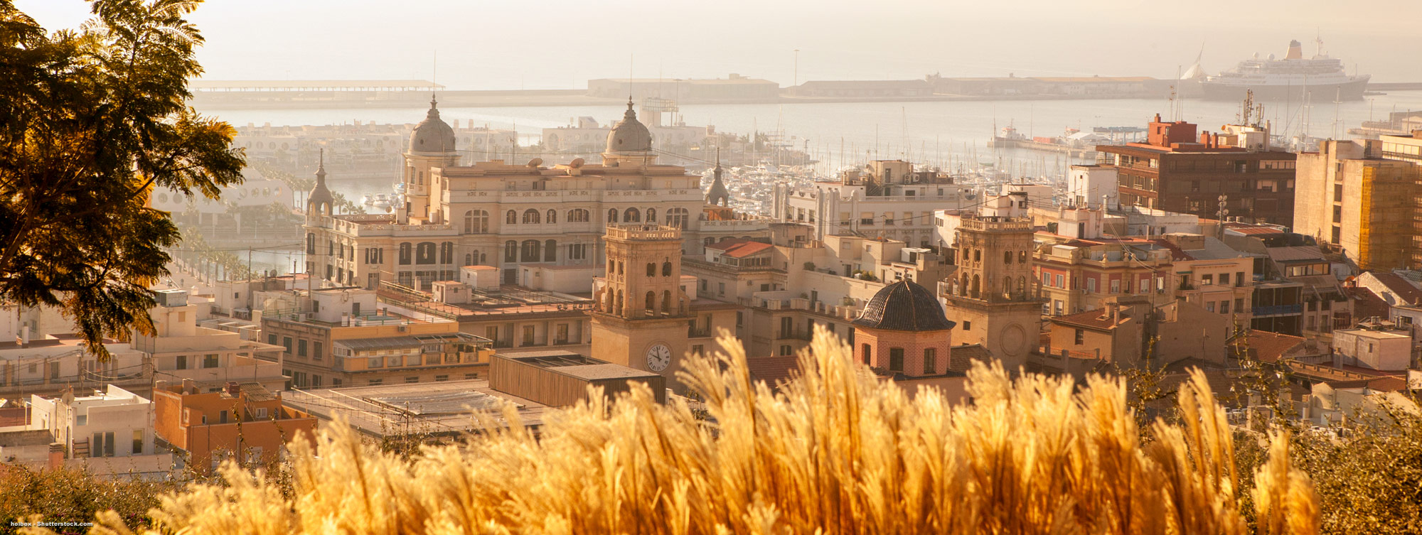 Sprachreisen nach Alicante