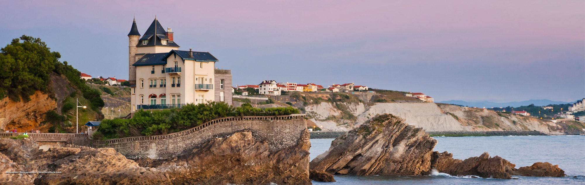Écoles de langue à Biarritz