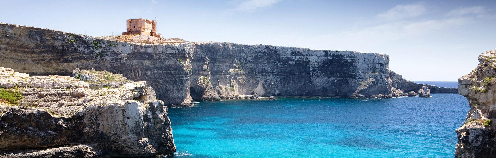 Cursos de inglés en la Isla de Gozo