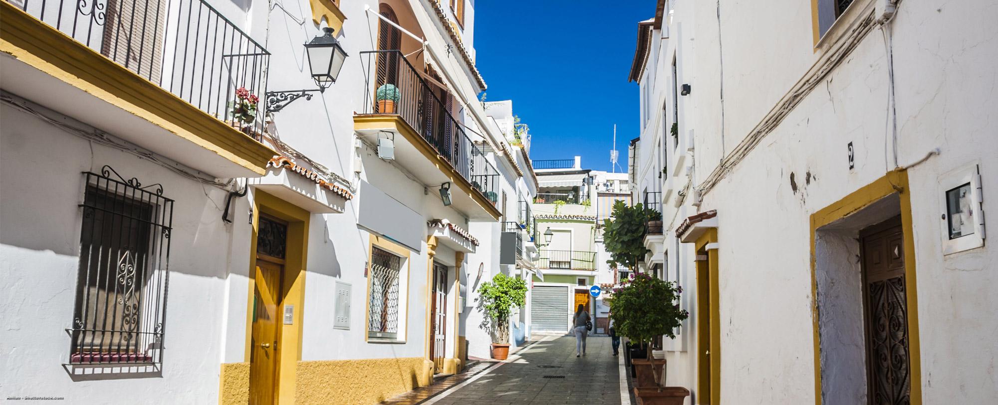 Séjour linguistique à Marbella