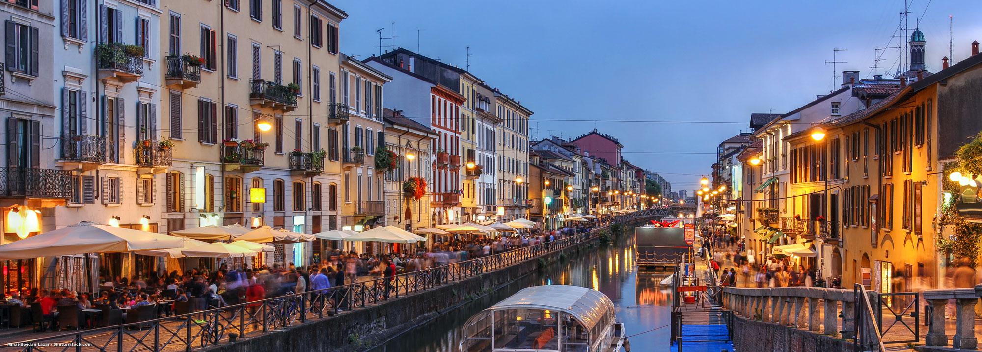 Séjour linguistique à Milan
