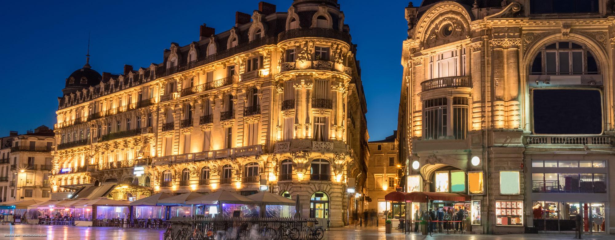 Écoles de langue à Montpellier