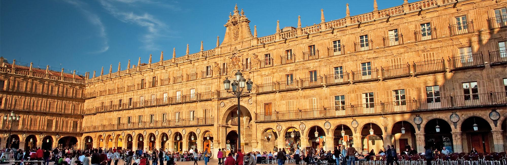 Cursos de español en Salamanca