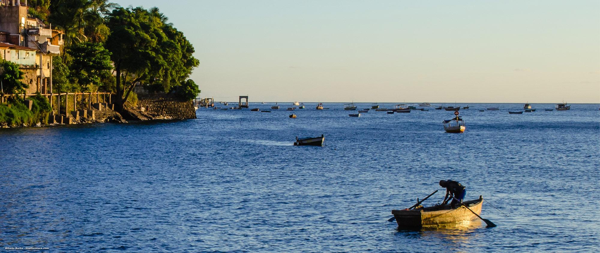 Cursos de portugués en Salvador da Bahia
