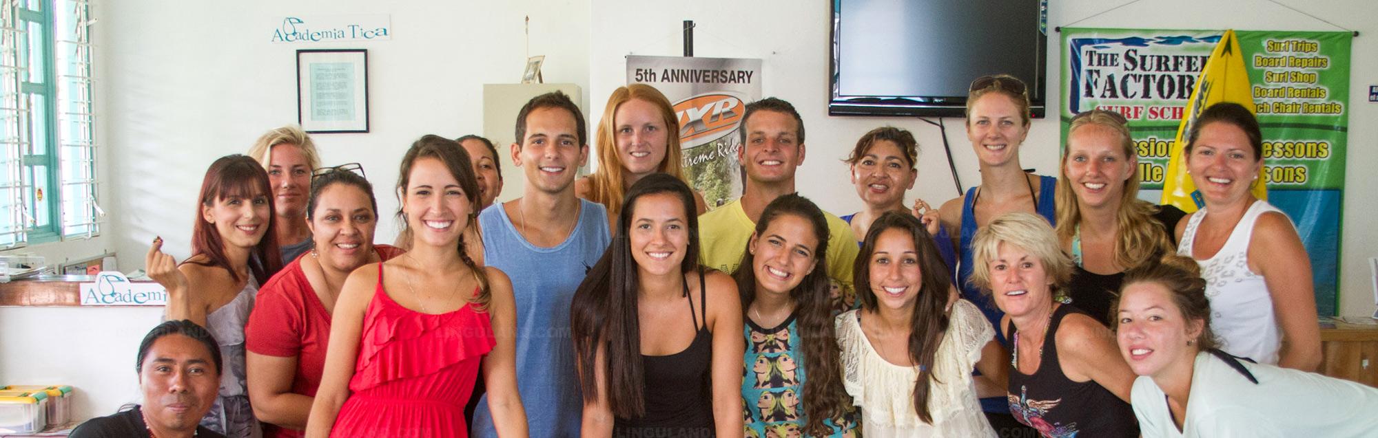 École de langue Academia Tica Coronado