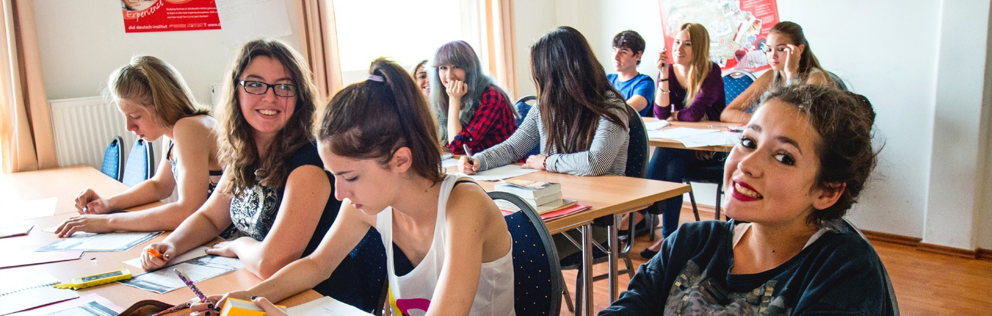 Escuela de alemán DID Berlin