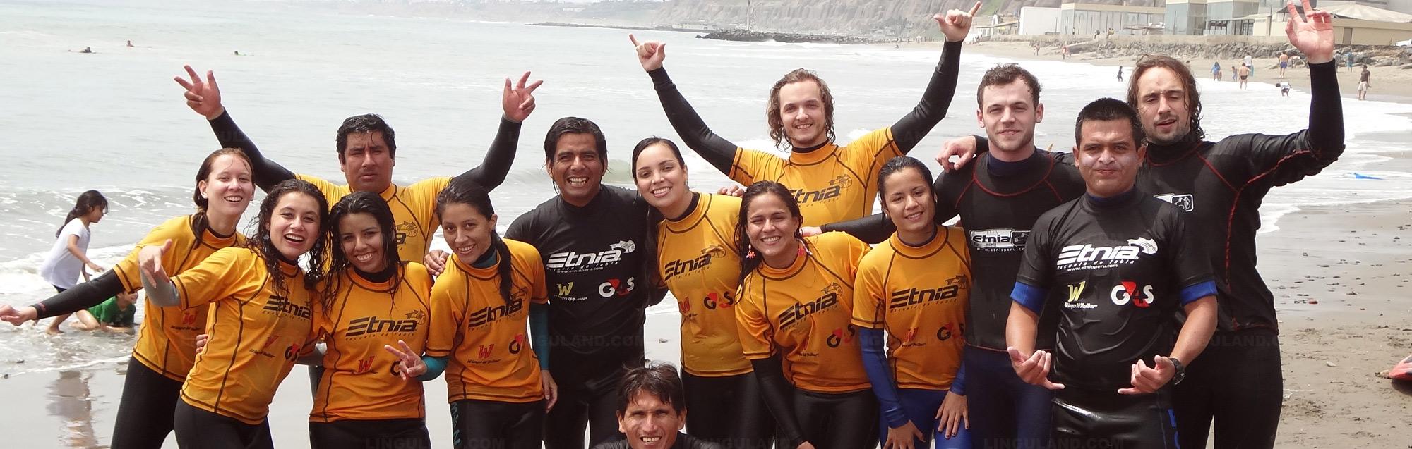 Peru Spanish Lima