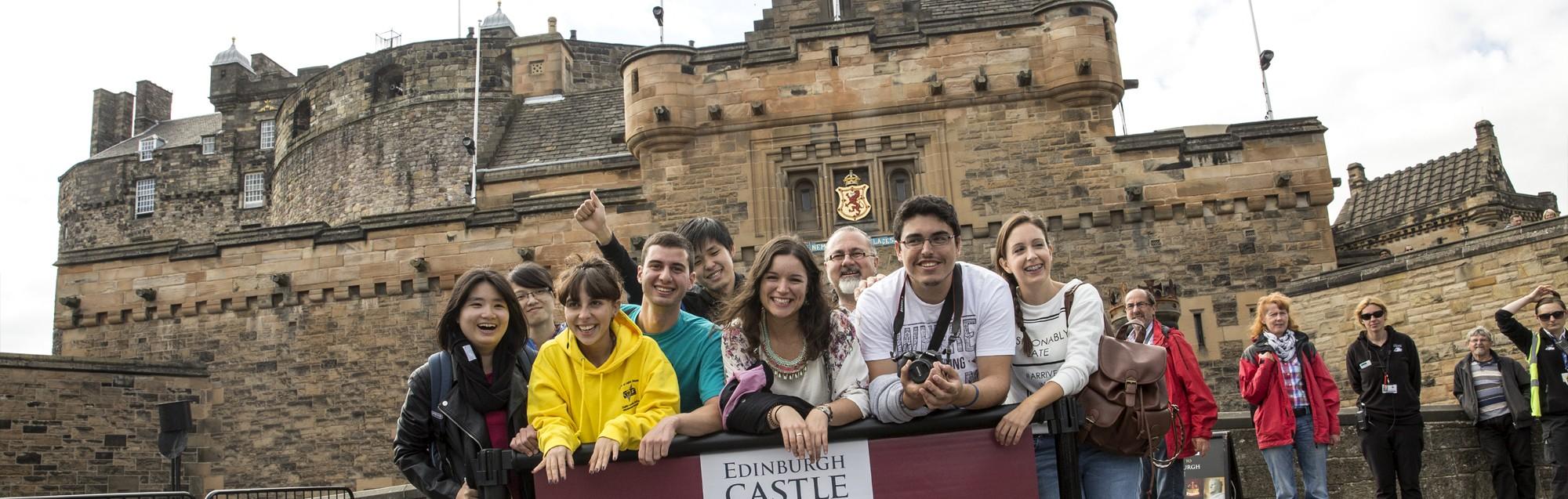 Sprachkurse & Preise von CES Edinburgh