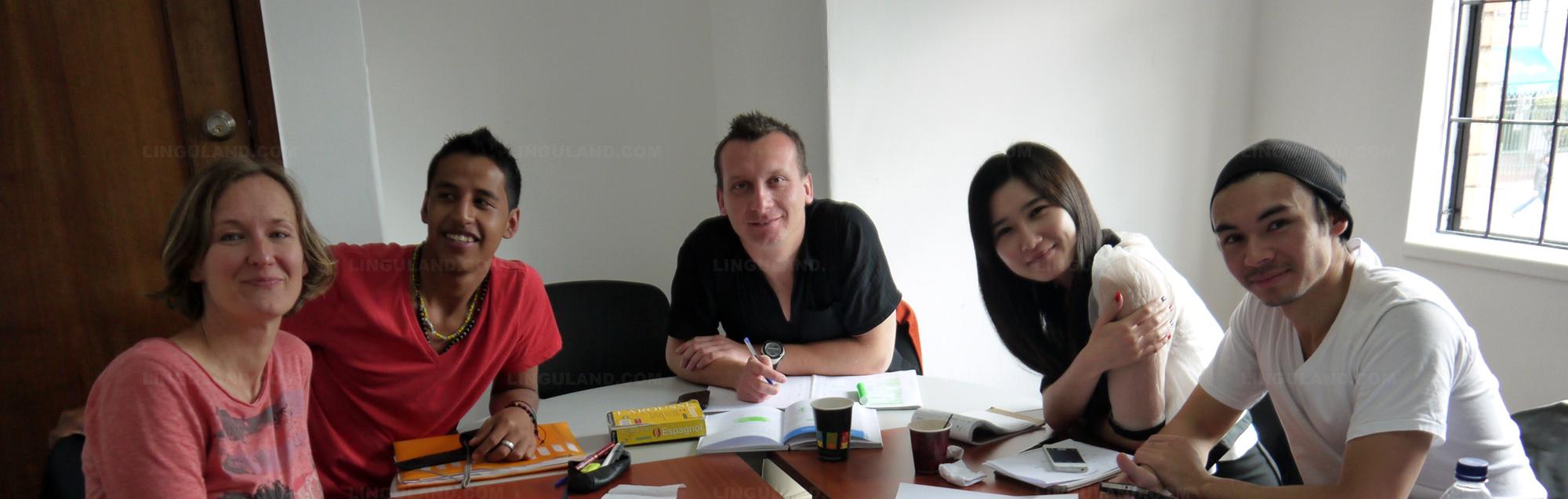 Escuela de español Nueva Lengua Cartagena