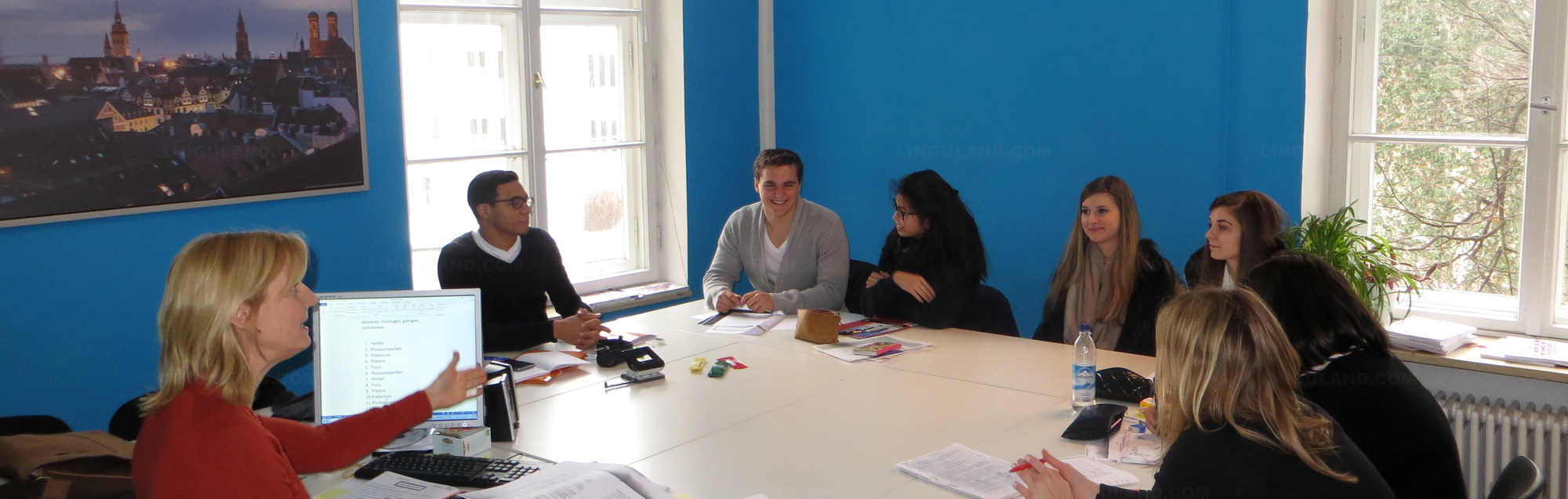 BWS Germanlingua München : récits et évaluations