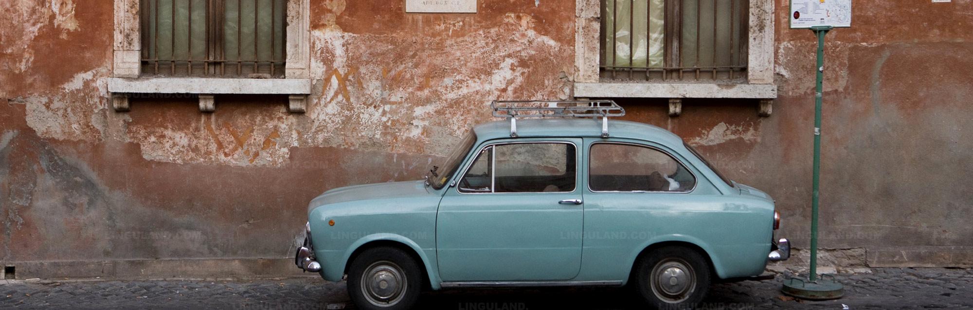 Séjour linguistique italien - apprendre à parler italien à l'étranger