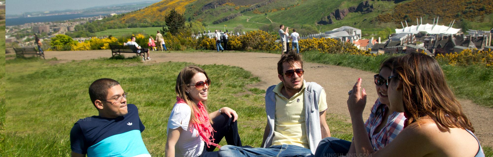 Kaplan Edinburgh : récits et évaluations