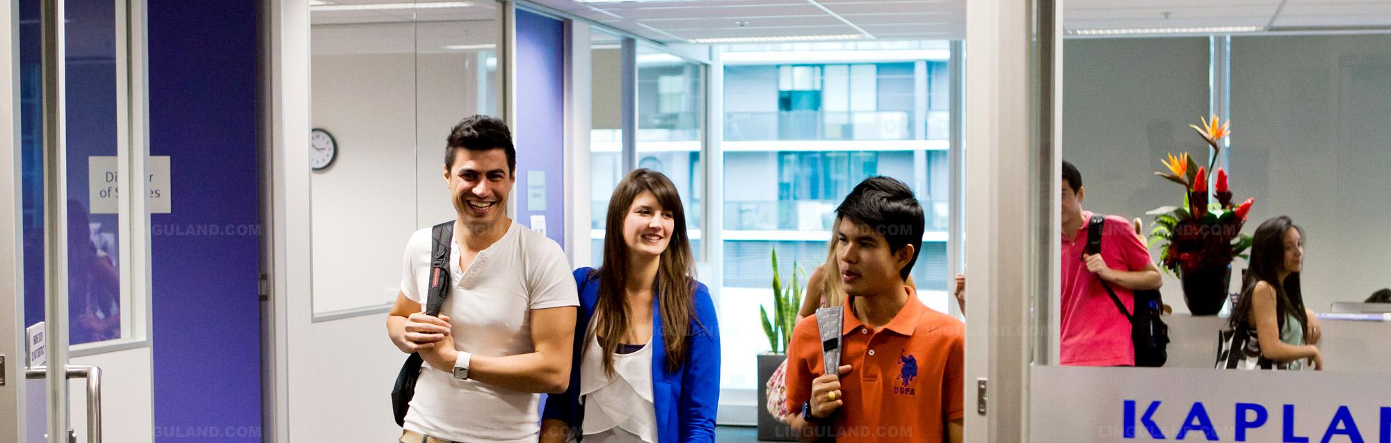 Zwei Tolle Business-Englisch-Wochen in der Sprachschule Kaplan Melbourne