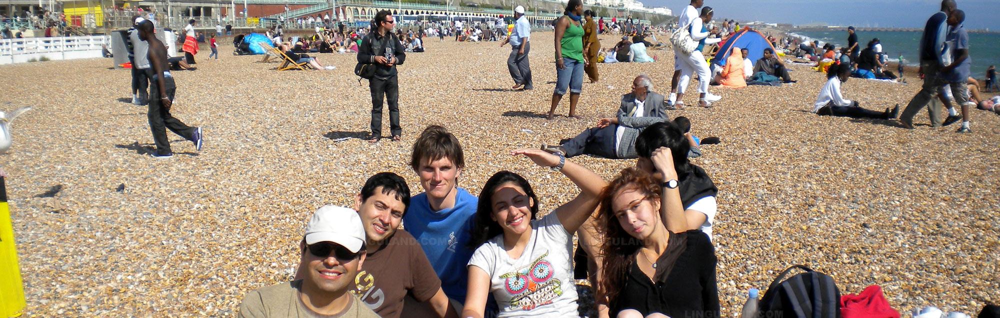 Viaggio di studio con Linguland a LSI Brighton