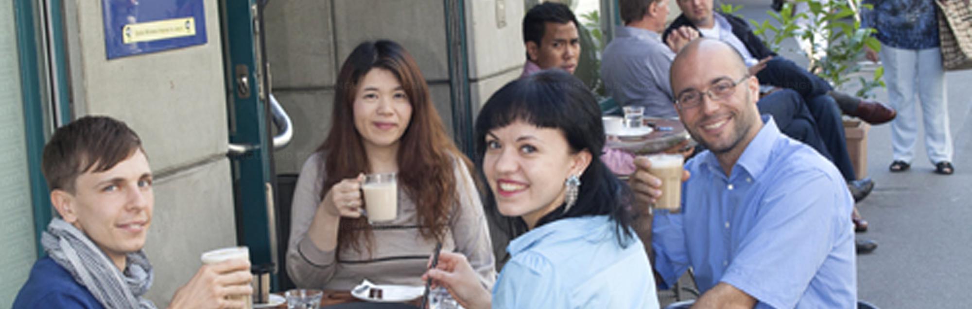 Cours de langue à LSI Zürich