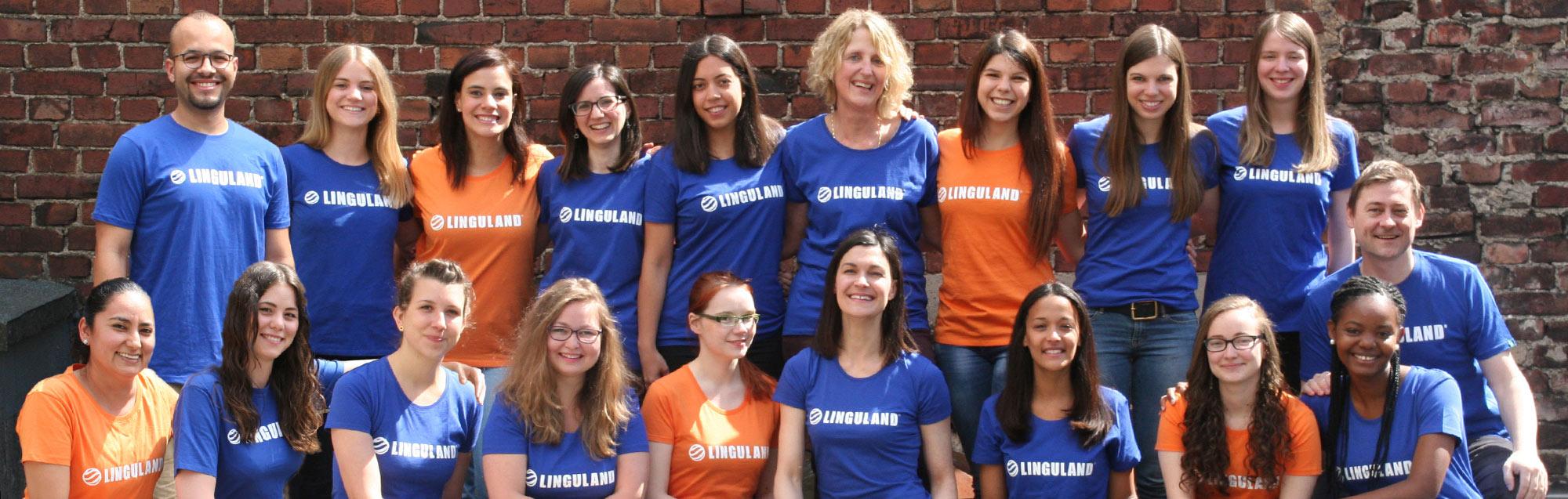Histoire de l'entreprise Linguland Séjours Linguistiques
