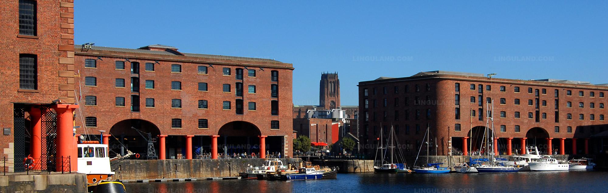 Sprachschulen Liverpool, Sprachkurse Liverpool