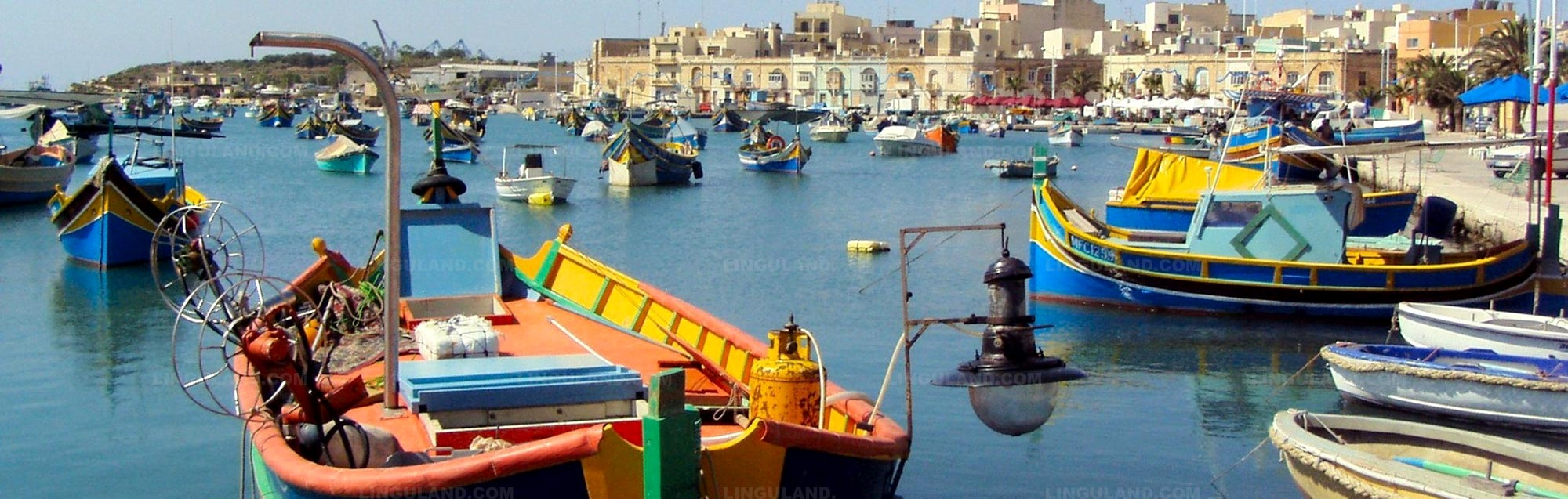 Séjours linguistiques Malte, cours en anglais