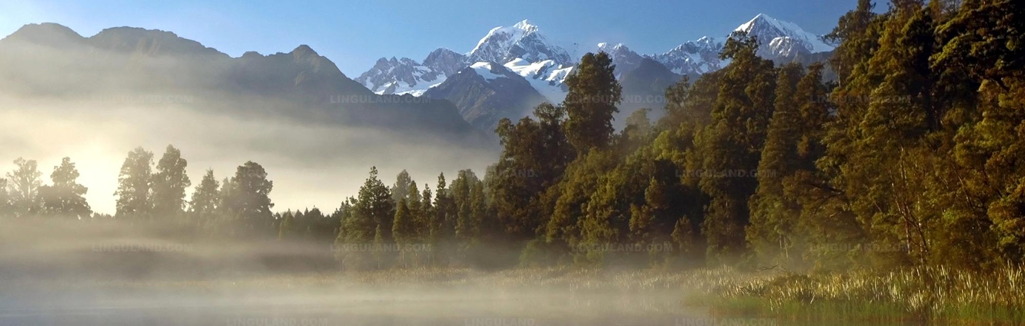 Englisch Sprachreisen nach Neuseeland