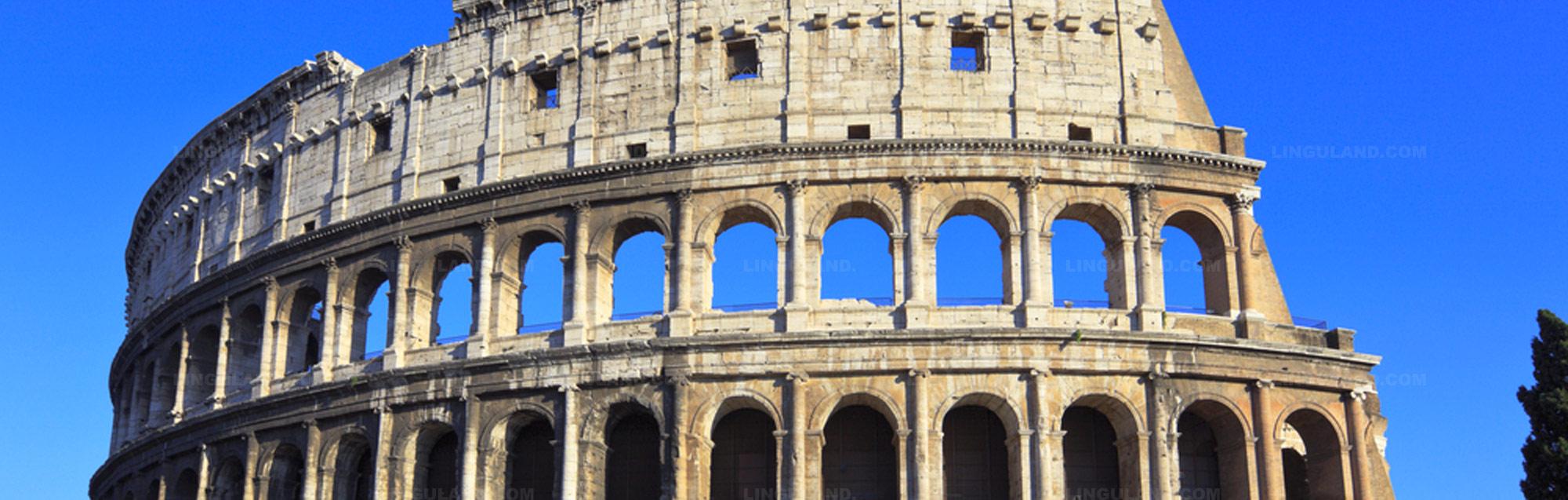 Séjour linguistique à Rome