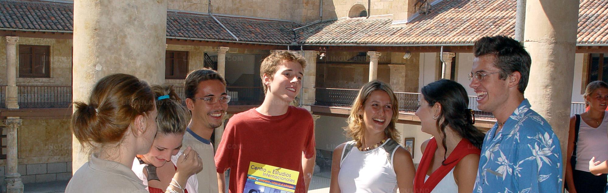 Escuela de español Enforex Salamanca