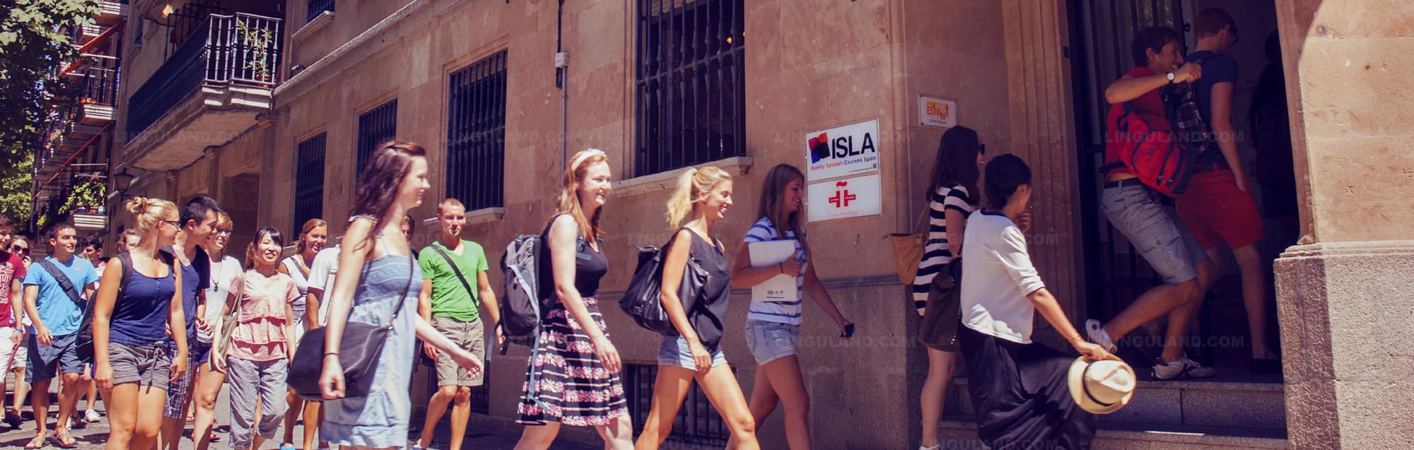 ISLA Salamanca : récits et évaluations