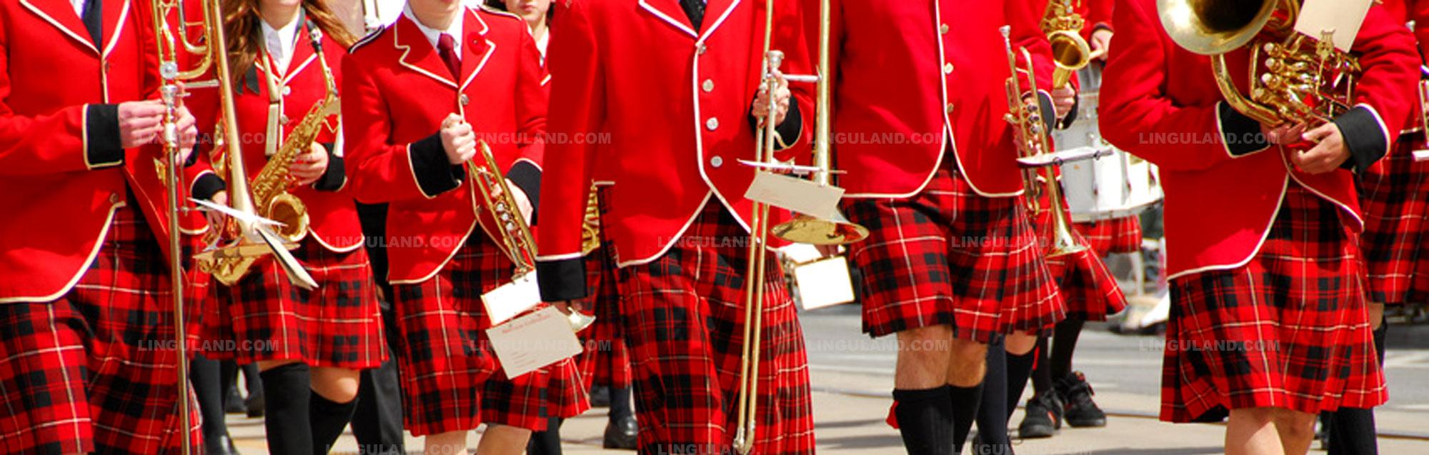 Englisch Sprachreisen nach Schottland
