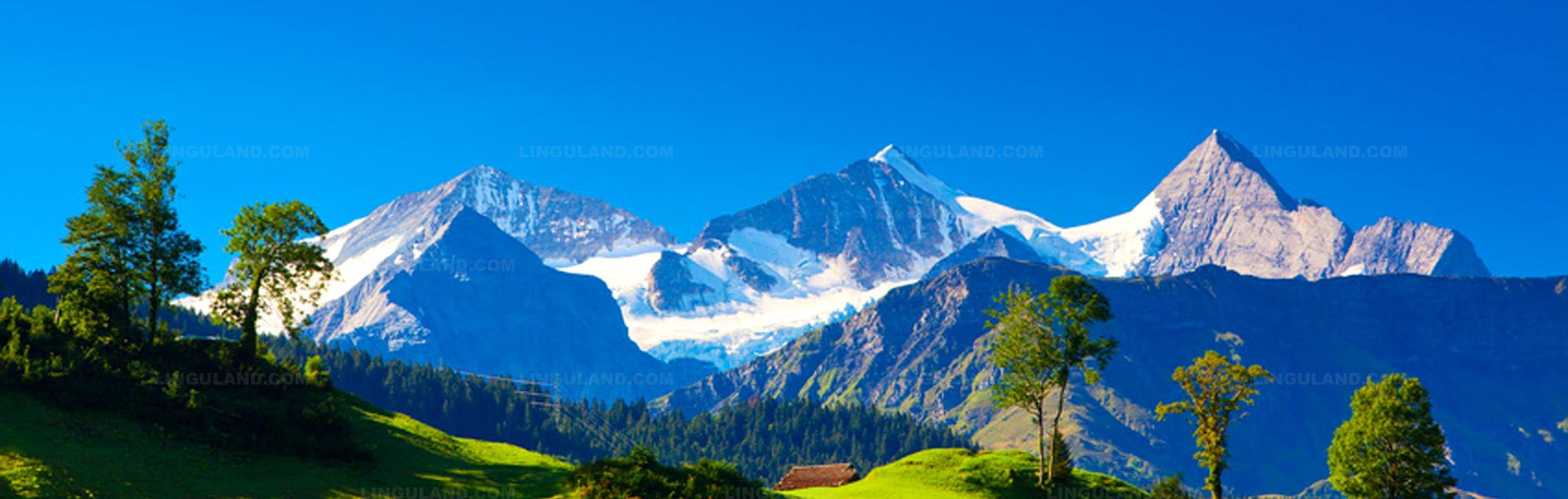 Deutsch Sprachreisen nach Schweiz