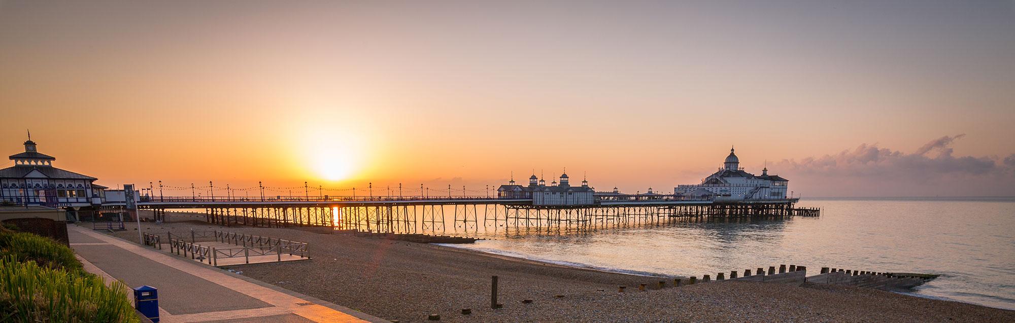 Sprachreise Eastbourne