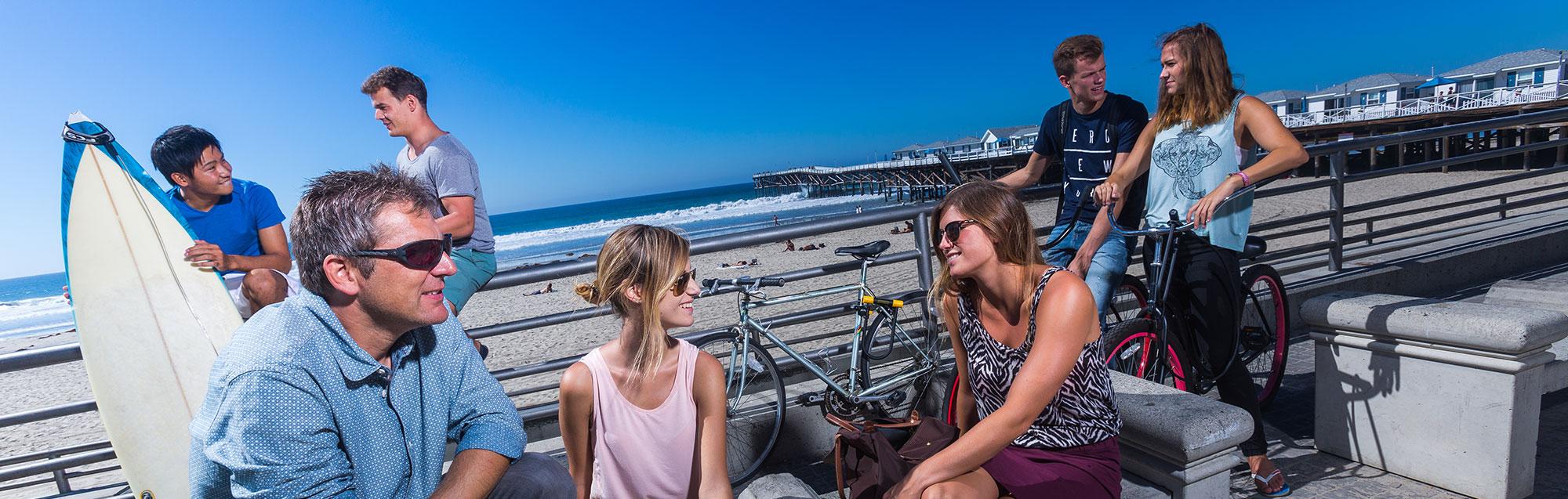 Sprachschule CEL San Diego Pacific Beach