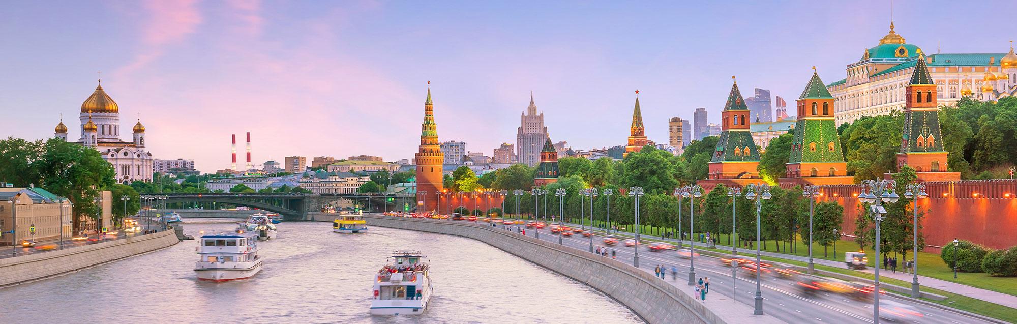 Sprachreise Russisch 2019/2020