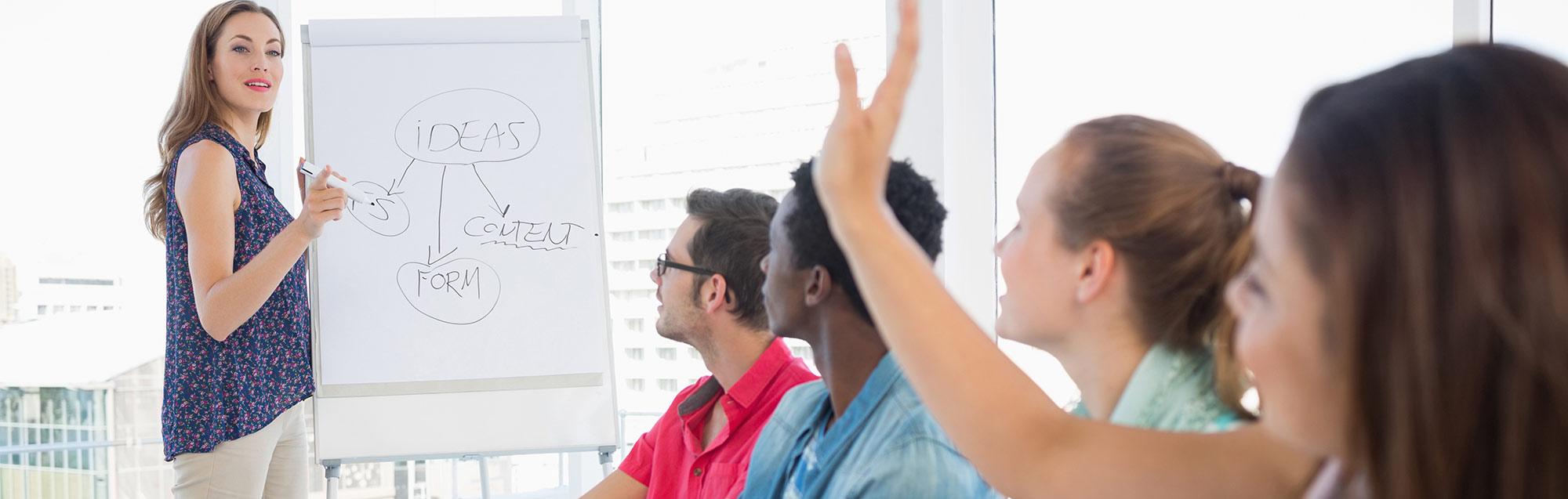 Das Angebot an Business-Sprachkursen für den Beruf