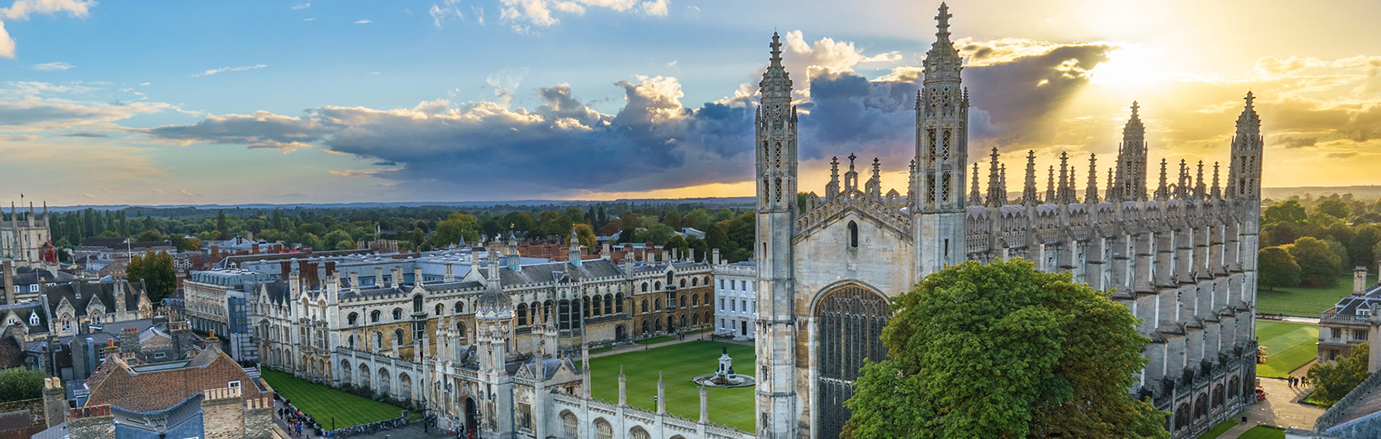 Vacanze studio di Inglese a Cambridge