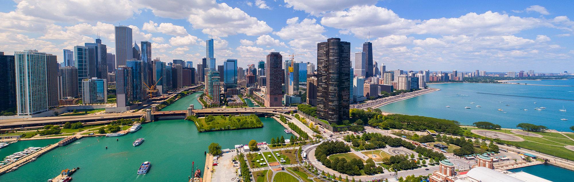 Escuelas de inglés en Chicago