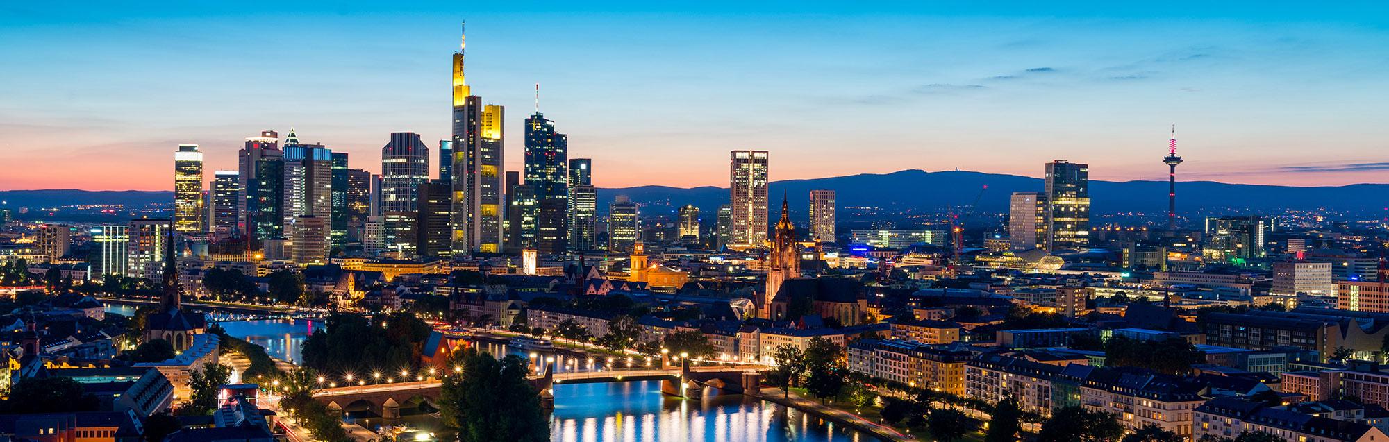 Cursos de alemán en Frankfurt