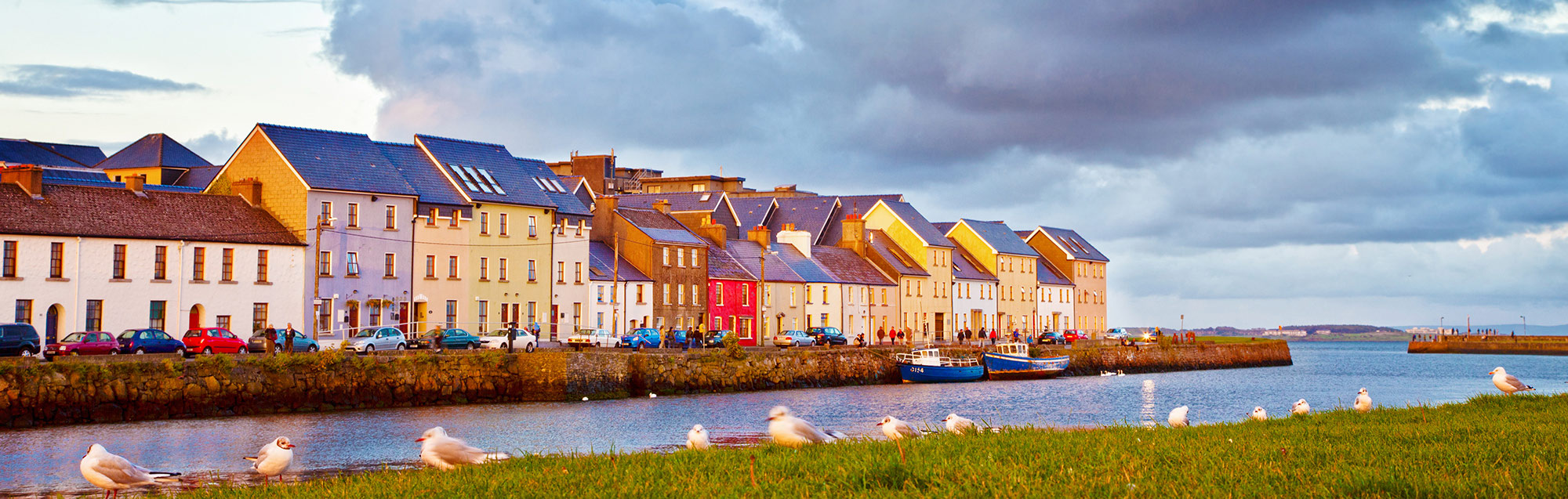 Écoles de langue à Galway