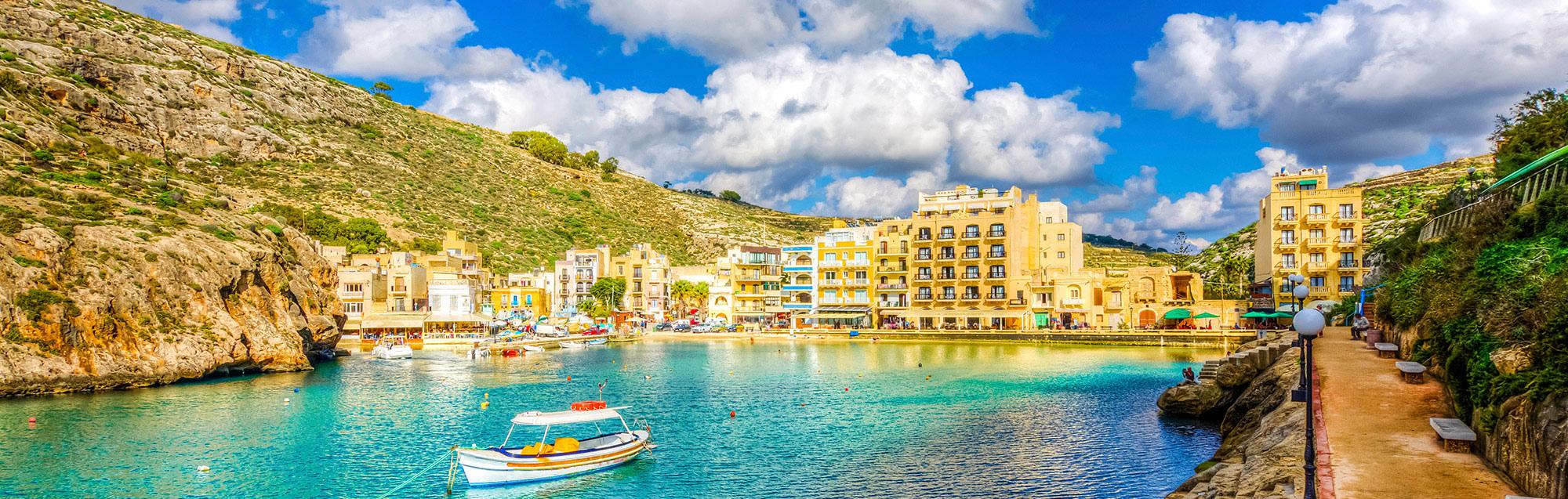 Escuelas de inglés en la Isla de Gozo