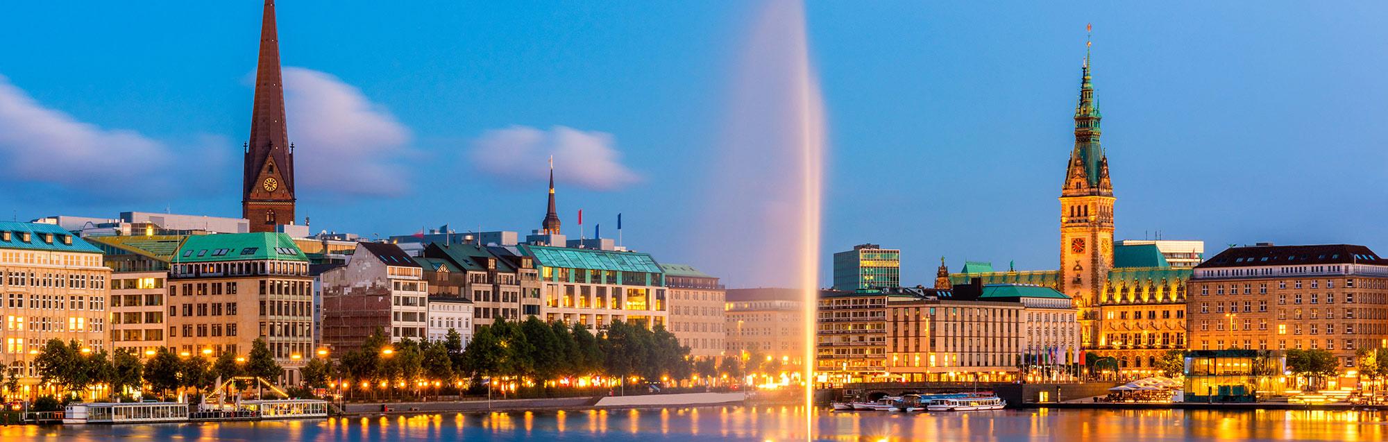 Cursos de alemán en Hamburgo