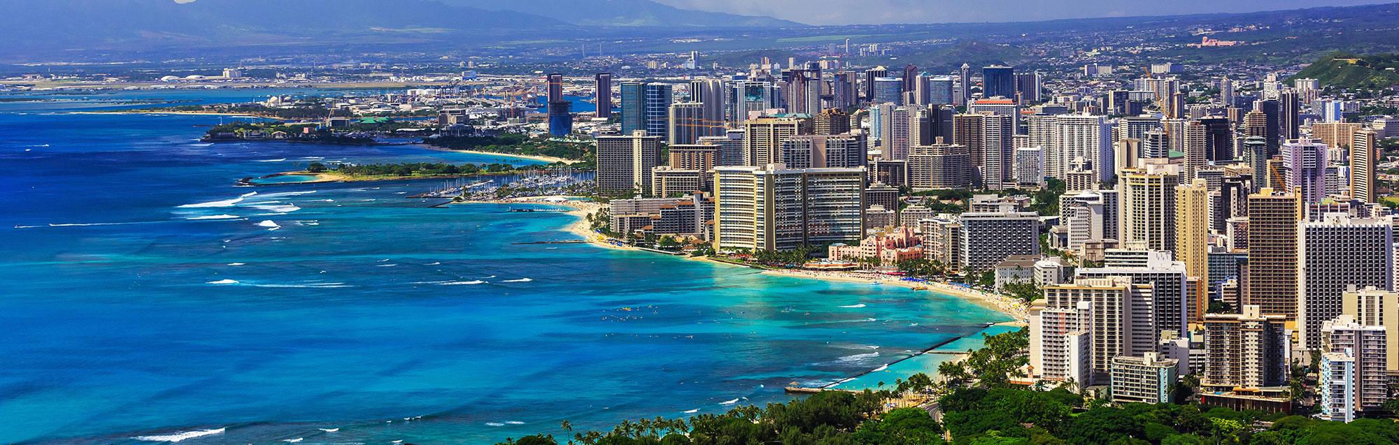 Escuelas de inglés en Hawái