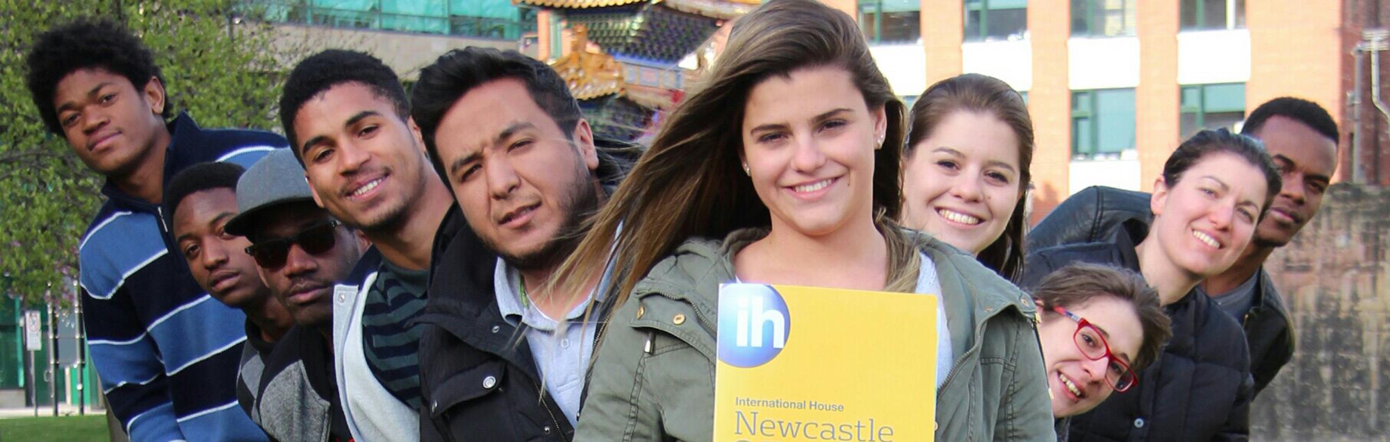 Als Bildungsurlaub anerkannte Kurse bei IH Newcastle