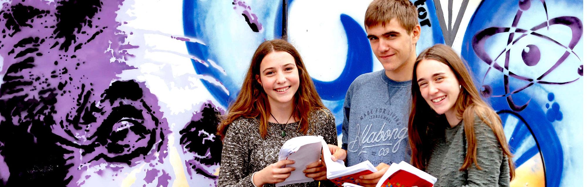 Cursos de inglés para niños y jóvenes con Cork English College
