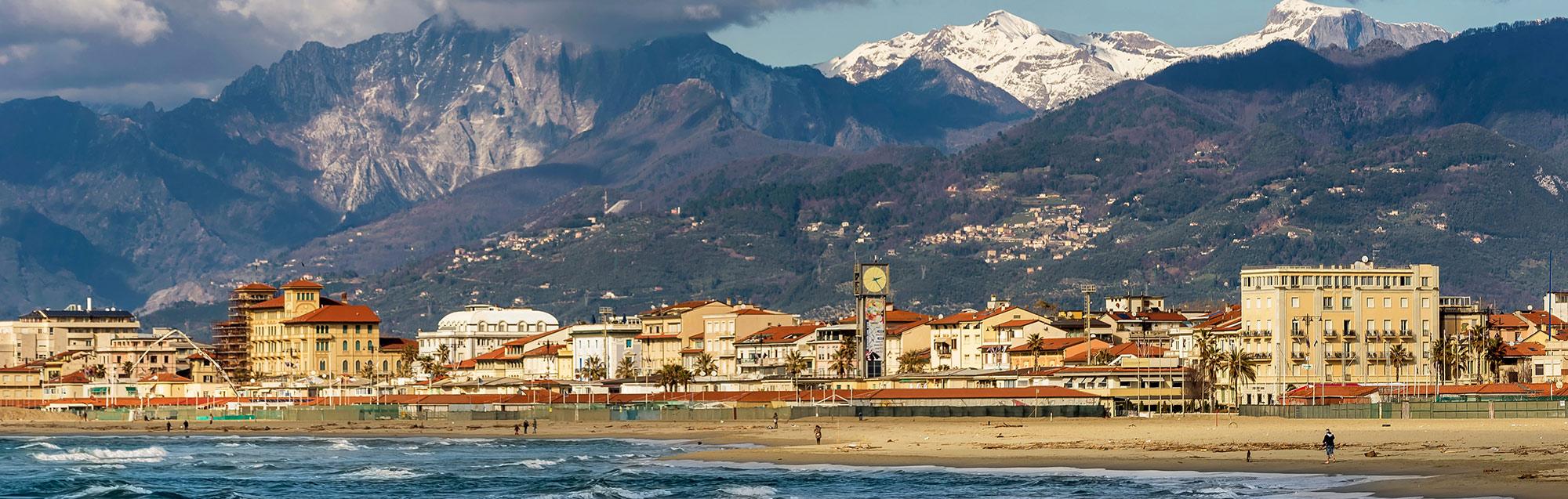 Escuelas de italiano en Viareggio